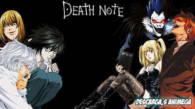 Death Note Manga Servidor: Mega/Mediafire