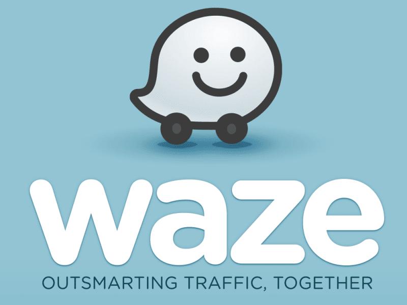 Waze lapor road block