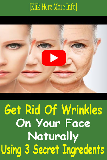 How To Get Rid Of Wrinkles On Face