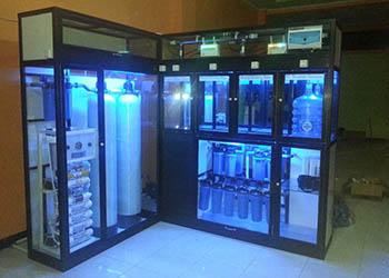 Paket Depot Air Minum Isi Ulang RO