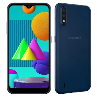 Samsung Galaxy M01 Price in India