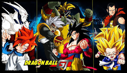 Todos os Episódios de Dragon Ball GT Online
