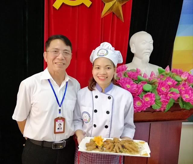Tuyển sinh trung cấp nấu ăn năm 2020 tại Hưng Yên