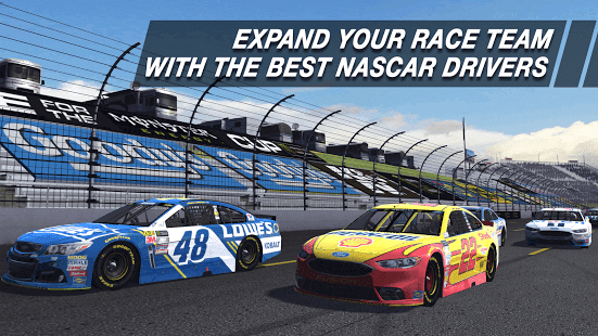 nascar heat mobile apk