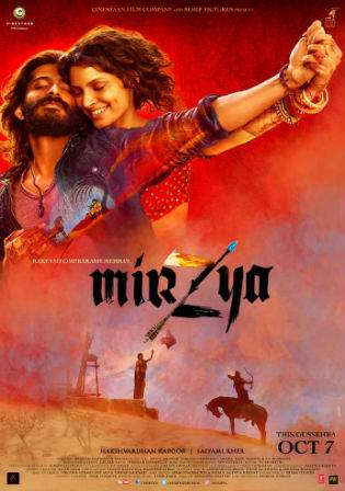 Mirzya 2016 BluRay 1Gb Hindi Movie 720p Watch Online Full movie Download bolly4u