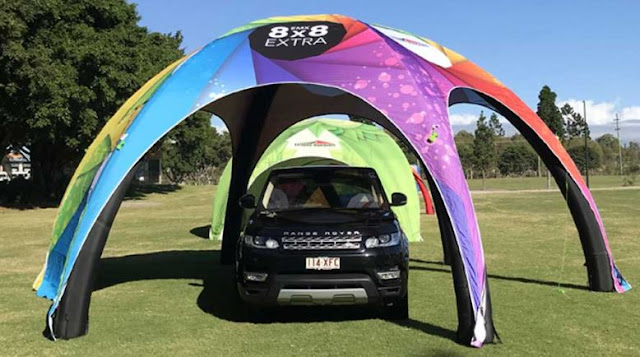 custom marquees car tents