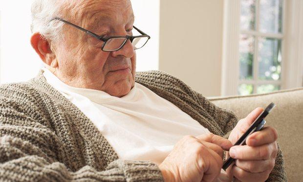 Smartphone για ηλικιωμένους