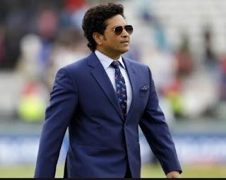 Sachin Tendulkar inducted into ICC Hall of Fame