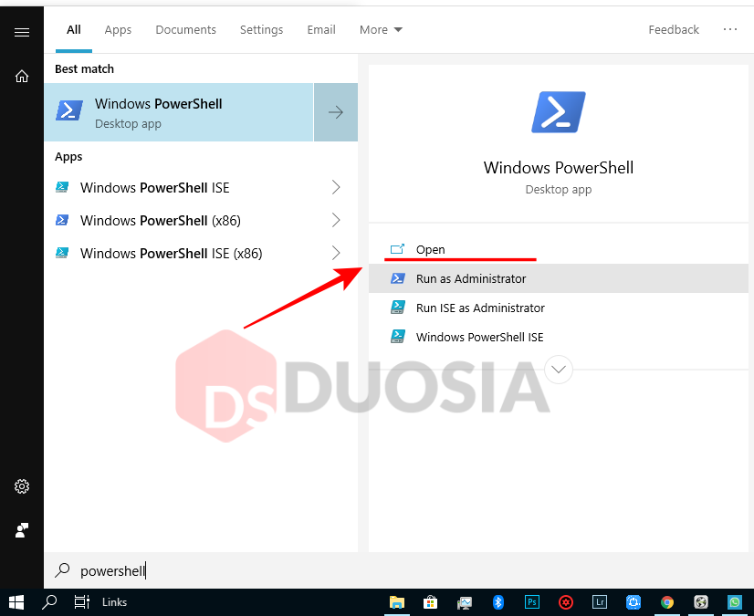 Mematikan Auto Update Windows 10 Dengan Command PowerShell