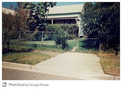 Flinders Road Undercliffe where Ethel Conner nee Carrett was born 1904