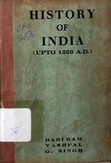 History Of India Pdf Book