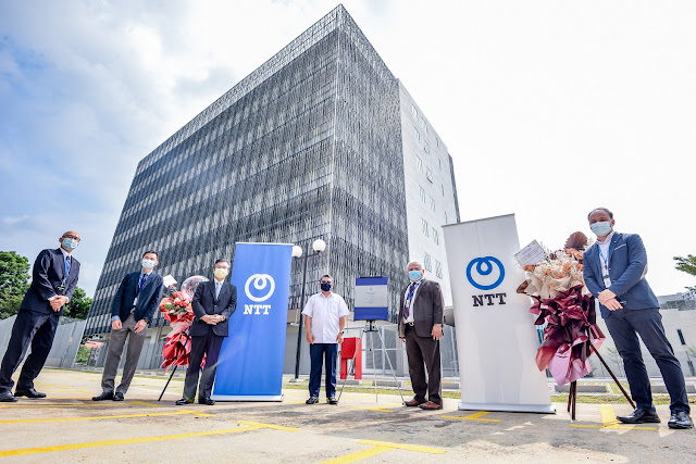 NTT CBJ5 Launch on 26-Apr-2021