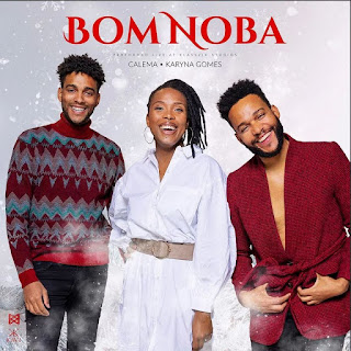 Calema & Karyna Gomes - Bom Noba (Afro pop) Gangula Musik
