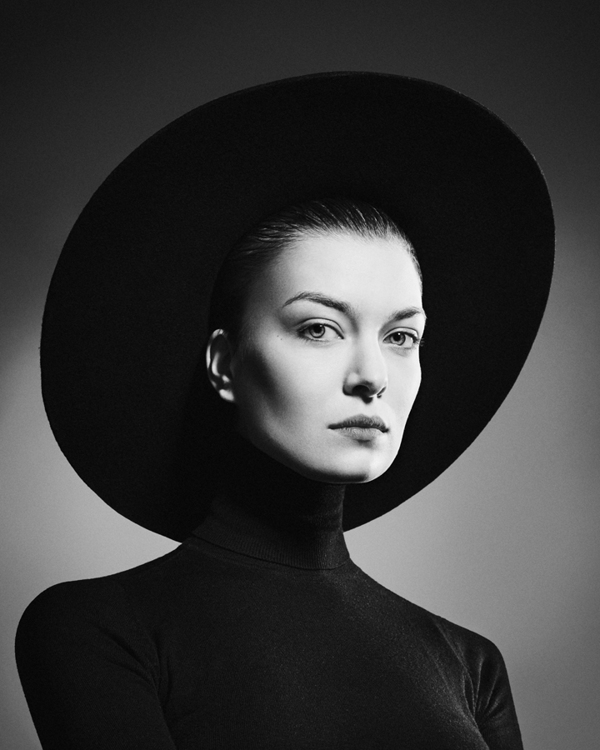 ©Elizaveta Porodina - All Black (Quest Magazine) Fashion Photography