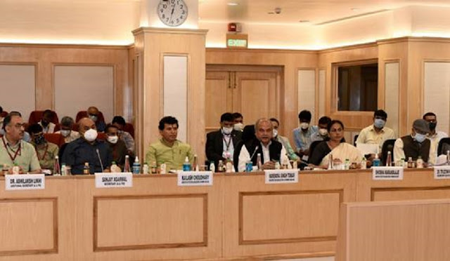 Ministry of Agriculture and farmers' welfare organizes Conference of Lieutenant Governors of all UTs