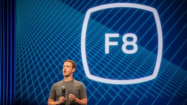 A conferência anual de desenvolvedores do Facebook, a F8, começa nesta terça-feira em San Jose, Califórnia.