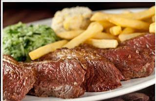 Restaurante Papizzo do RioShopping oferece uma excelente picanha
