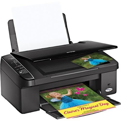Epson Stylus NX115 Driver Download