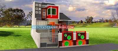 Arsitek Desain Rumah Type 190