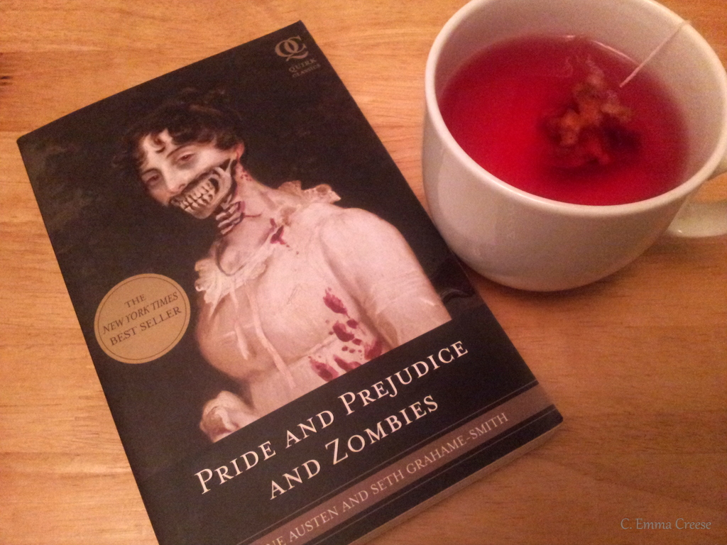 Pride and Prejudice and Zombies – Reading Recommendation