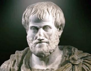bumi bulat menurut aristoteles