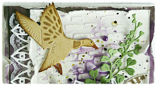 Image result for card made using Joy 60040015 feathers Die and Stamp set