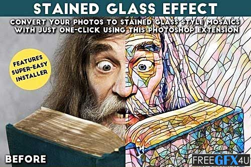 Ew Stained Glass