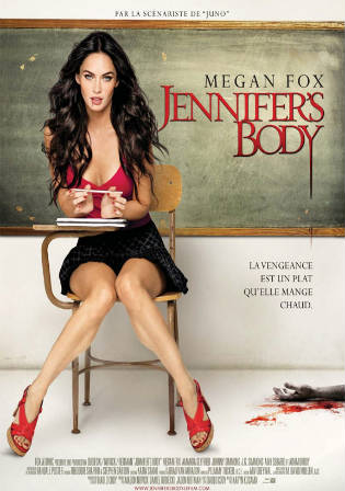 Poster of Jennifers Body 2009 Full English Movie Download 480p 300Mb ESubs