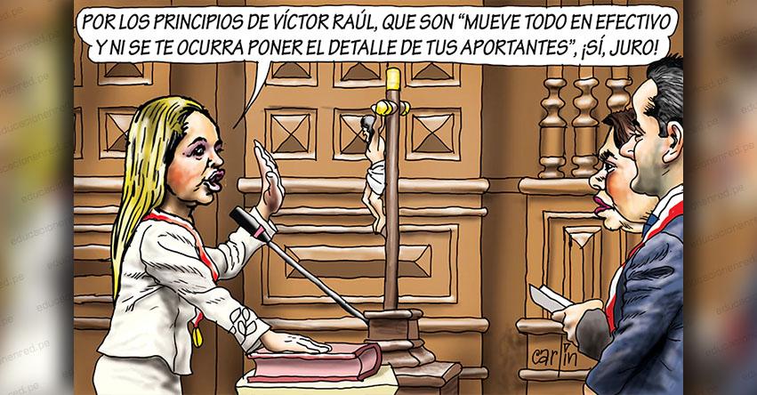 Carlincaturas Martes 3 Marzo 2020 - La República