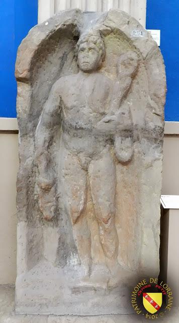 NANCY (54) - Musée lorrain : Dieu Mercure - Giriviller (54)