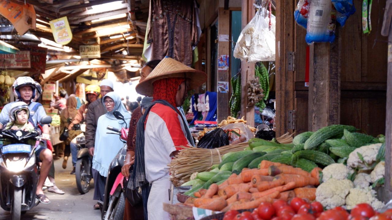 Pembangunan Pasar Induk Wonosobo Mendapat Dukungan Penuh Dari Warga Pasar