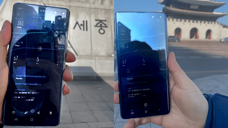 Smart launches 5G roaming service in South Korea, partners with KT Corp.