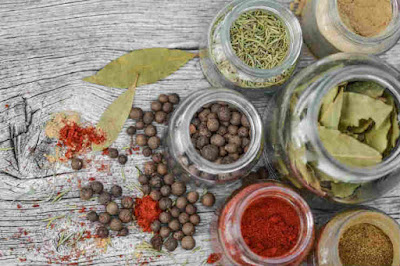 Spice Production