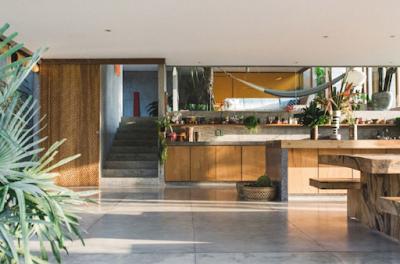 Desain Rumah Tropis di Bali yang Menginspirasi