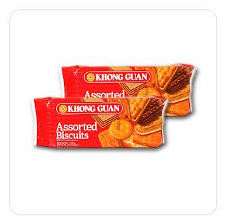 Harga Biskuit Khong Guan