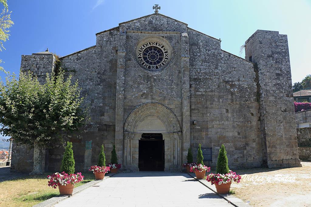 Ex-Colegiata de Santa María de la Anunciada de Baiona