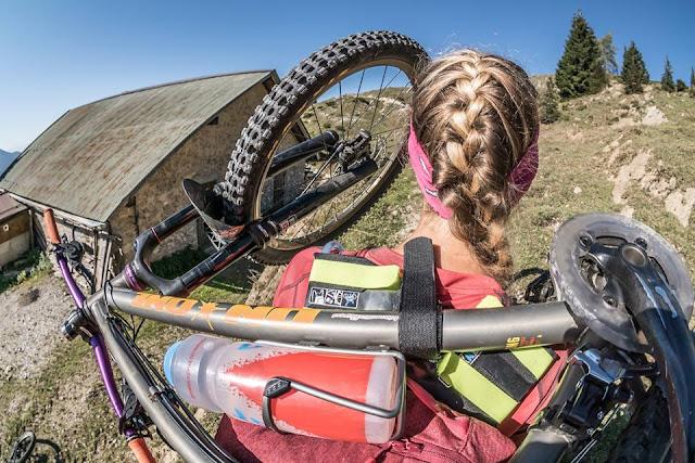 Hookabike Erleichterung des Bikebergsteigens Bike MTB