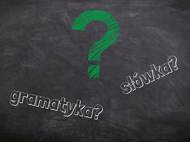 gramatyka, nauka języka, angielski, slowlingo