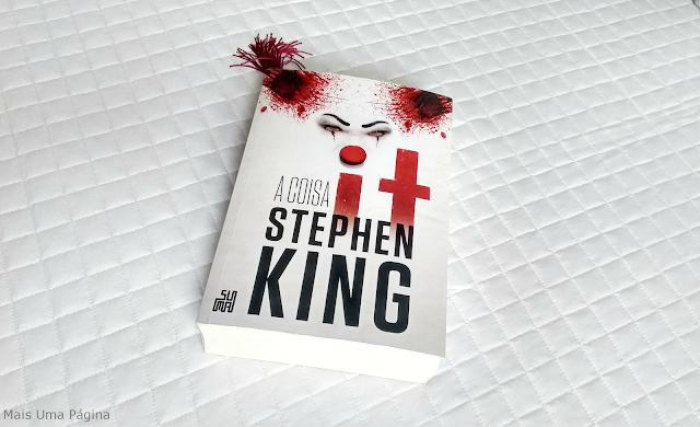 Livro It,a Coisa de Stephen King