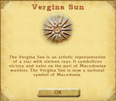 Kutlesh Star Vergina Sun The Symbol Of Macedonians Macedonian
