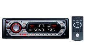Sony car stereo Xplod Series