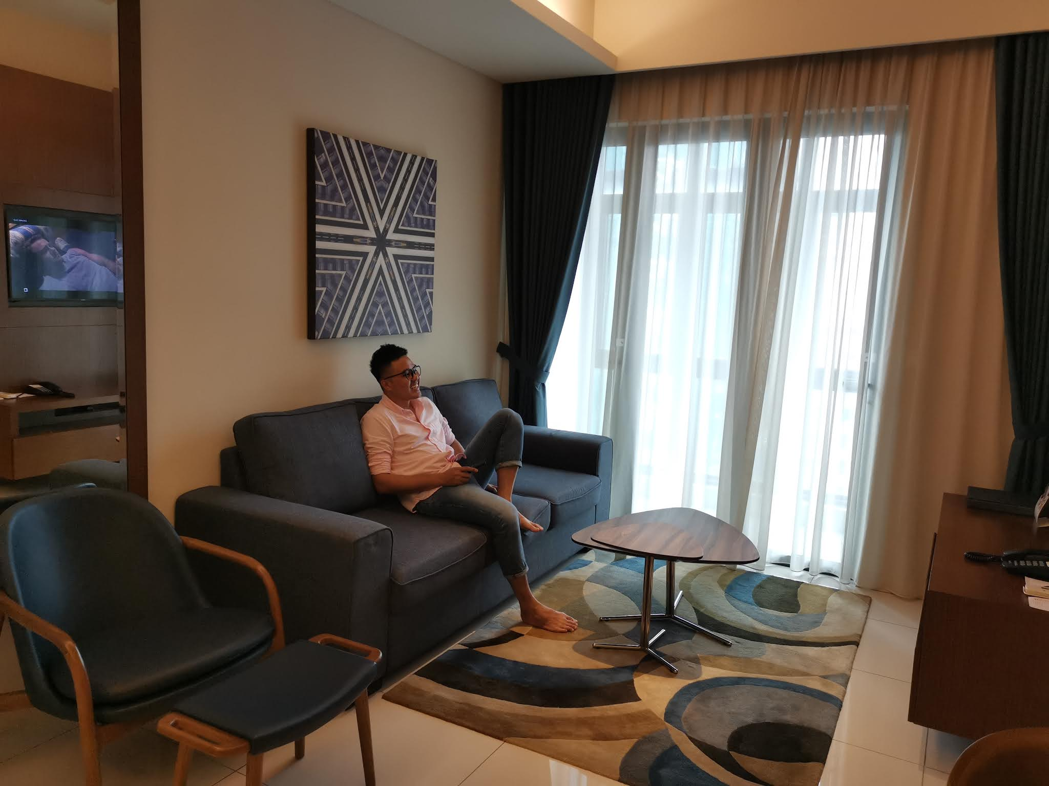 REVIEW PENGALAMAN MENGINAP DI TRIBECA SERVICED SUITES BUKIT BINTANG