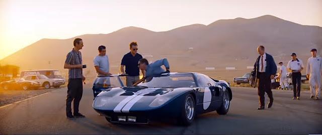 Sinopsis Film Ford v Ferrari (Le Mans '66) 2019