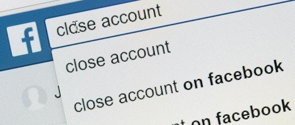 Cómo desactivar o eliminar tu cuenta de Facebook