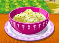 لعبة طبخ البطاطس المسلوقة