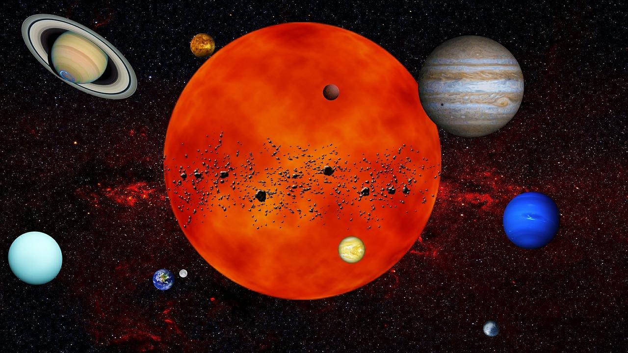 7 planètes en orbite autour de TRAPPIST-1 peuvent être constituées de matériaux similaires