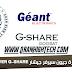 تحديثات أجهزة جيون سيرفر جيشار GEANT Server G-share بتاريخ 29 - 03 - 2020