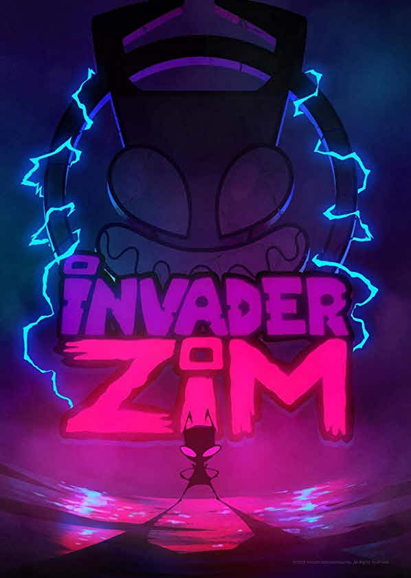 فيلم Invader ZIM: Enter the Florpus 2019 مترجم