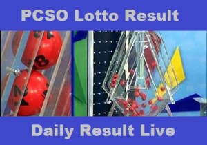 PCSO Swertres Lotto Result Today Live Draw