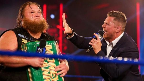 WWE по-прежнему не приняло окончательное решение о судьбе Отиса